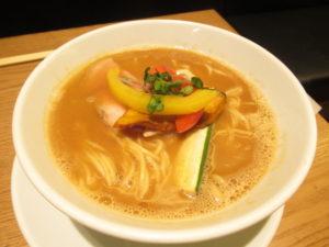 1日20食限定 鶏白湯 味噌SOBA